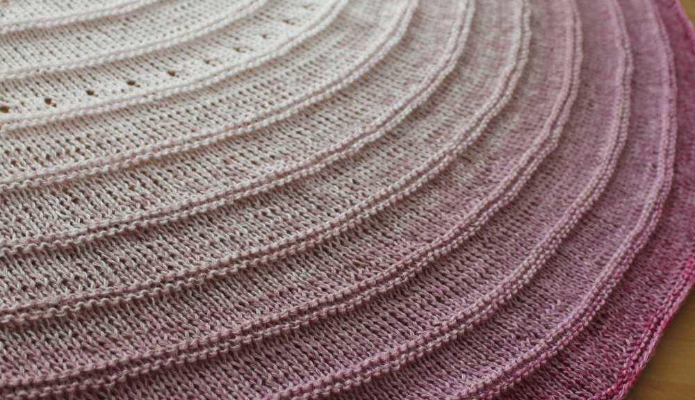 Stricktuch modern love annelum handmade by pinterest stricken stricken und - Moderne schals stricken ...