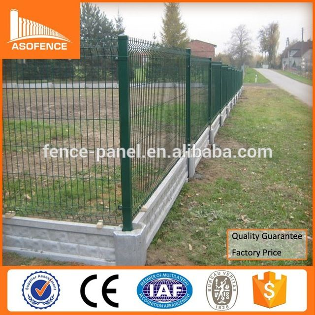 Source American Wholesale Cheap Galvanized No Dig Fence On