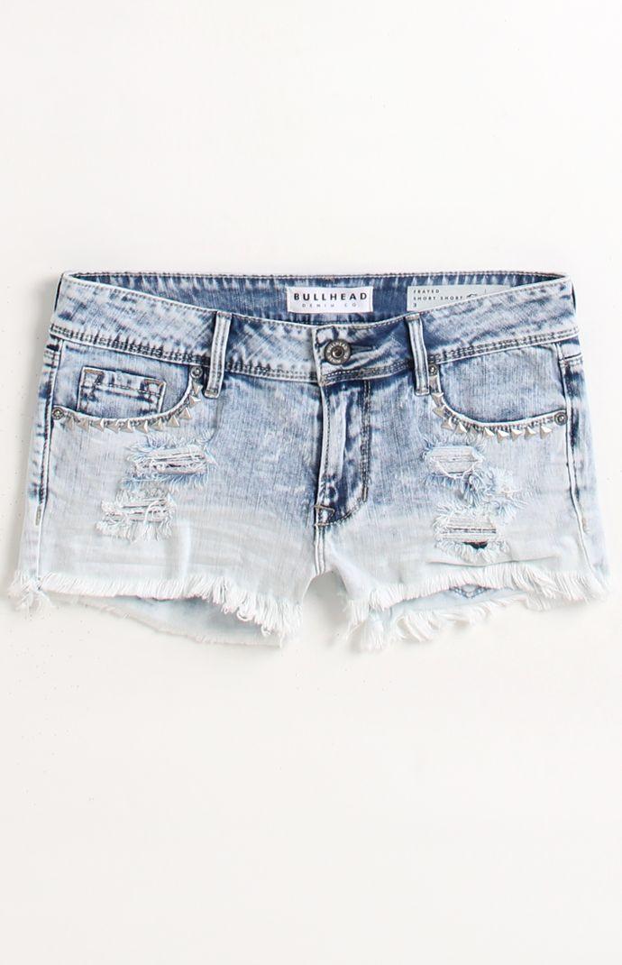 7f82e204f1 www.sssmore.com | SSSmore.com | Studded shorts, Pacsun shorts, Shorts