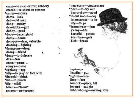 Clockwork orange language