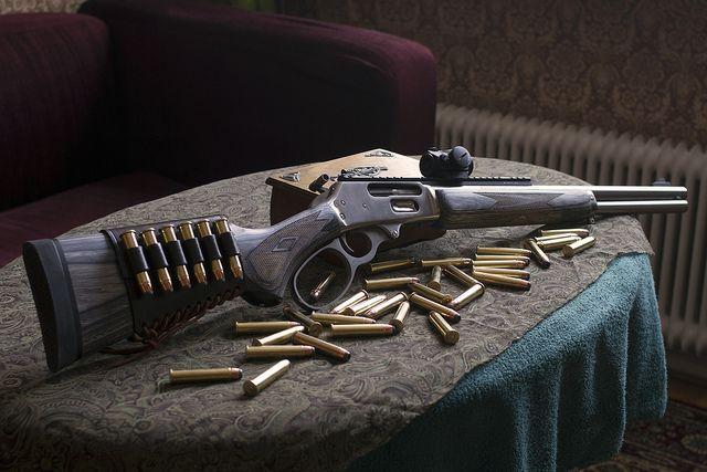 Which 45-70 Lever Gun? Update: JM Marlin Guide Gun Has