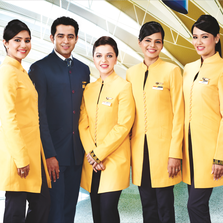 Jet airways 874 874 i luv airplanes for Korean air cabin crew requirements