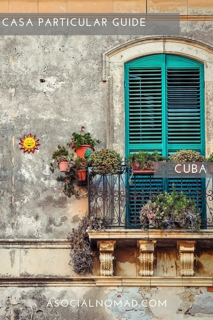 Casa Particular Ultimate Guide - find and book casa particulars in Cuba #historyofcuba Find out how to find, book and stay in Cuba's casa particulares.    Understand the history of the casa particular and why staying in a casa is better than a hotel in Cuba.  Explore how to book casa particulars and get guidance on how you can be a good casa particular guest. #Cuba #Travel #Homestay #Accommodation #historyofcuba Casa Particular Ultimate Guide - find and book casa particulars in Cuba #historyof #historyofcuba