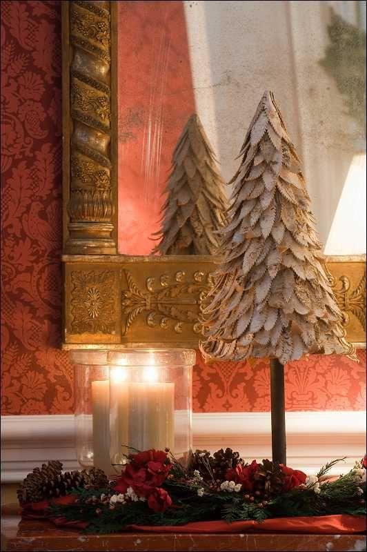 Elegant white Luxury Christmas Tree Decoration