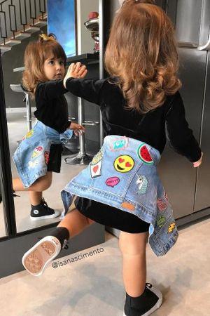 Moda Infantil A Vez Do Veludo Moda Infantil Para Meninas