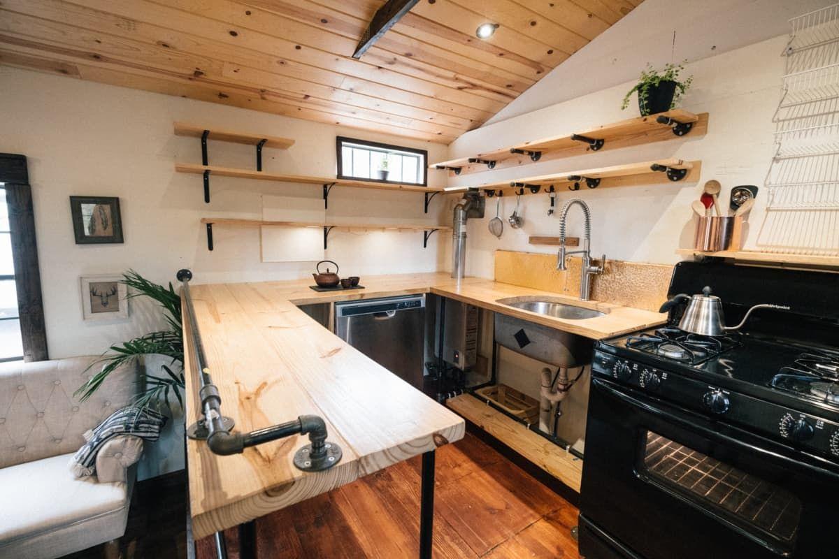 12x32 modern farmhouse tiny house for sale in ball