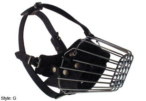 Leerburg Wire Basket Muzzles Insider S Special Review You Can