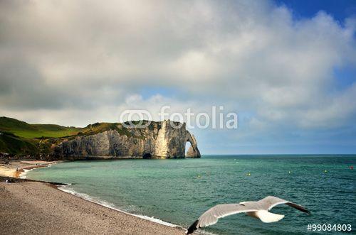 French destination in Normandy, Etretat