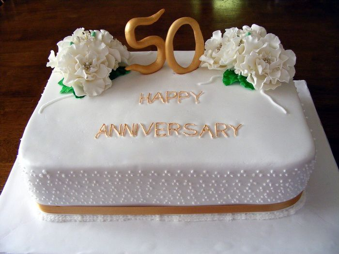 50th Wedding Anniversary Sheet Cakes Anniversary Cake Ideas