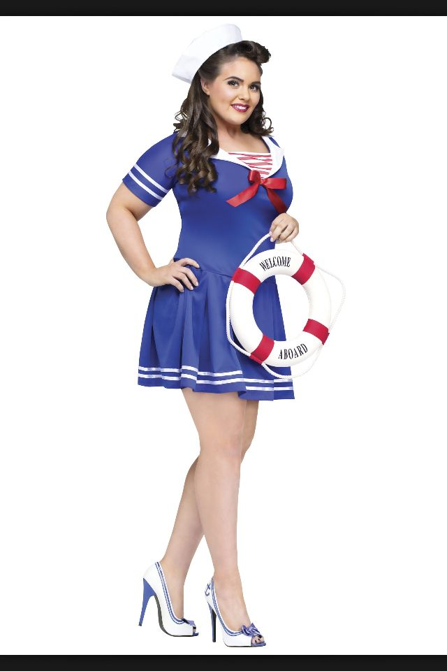 Pin by Antonette on PLUS SIZE HALLOWEEN COSTUMES Pinterest - halloween costume ideas plus size