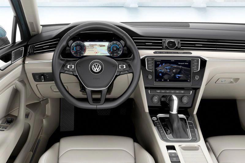 2015 Volkswagen Passat Interior Volkswagenpassat Customvwcc