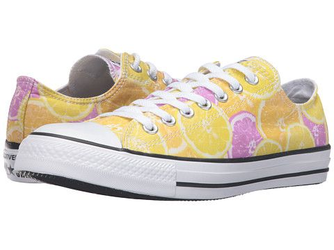460c0491e2b187 Converse Chuck Taylor® All Star® Fruit Slices Graphic Ox