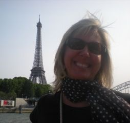 Me…in Paris!!! I am going back...