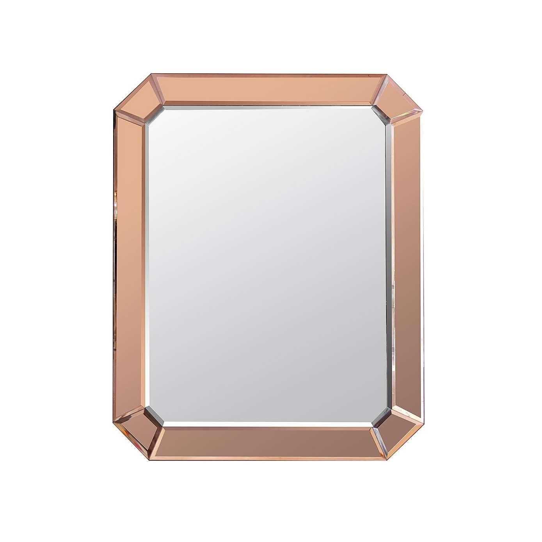 Viola Rose Gold Wall Mirror Mirror Wall Antique Mirror Wall Gold Mirror Wall