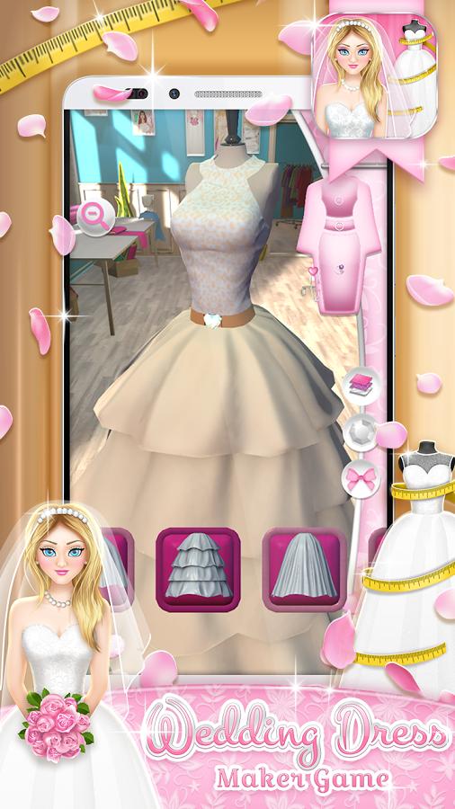 Fabulous Fashion design wedding dresses games