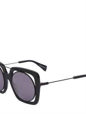 b6ed0367a47a yohji yamamoto - sunglasses - women - fall winter 2017