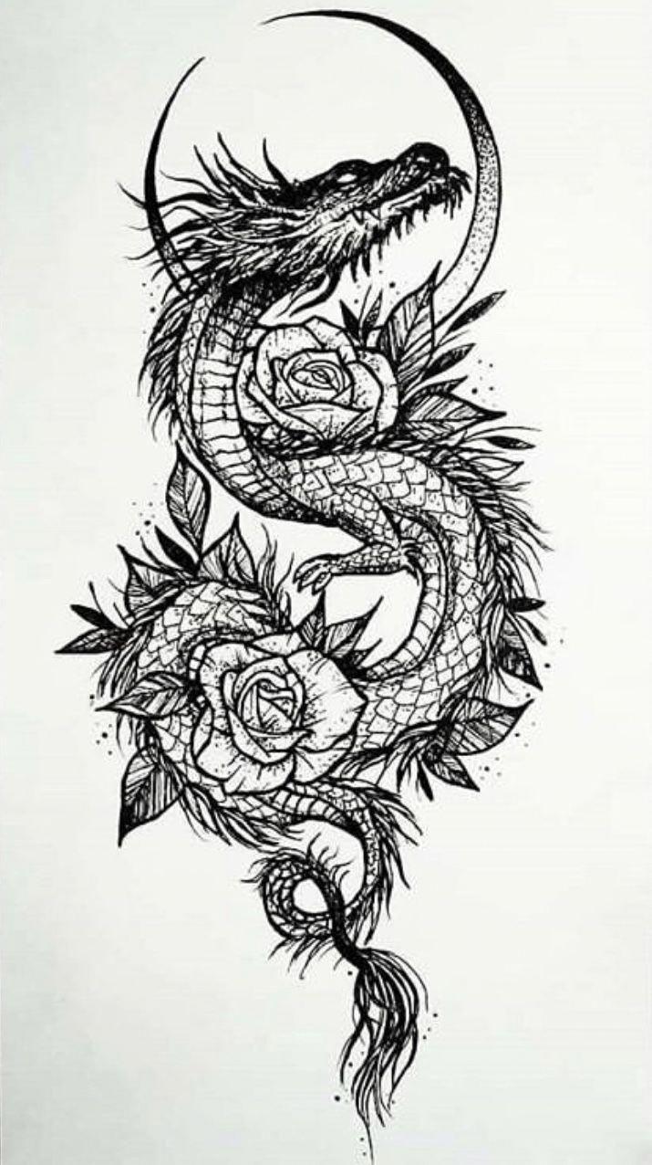 Ideas for Japanese sleeve tattoos #Japanese tattoos