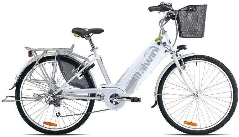 Bicicletta Elettrica A Pedalata Assistita Beauty Sprint Plus