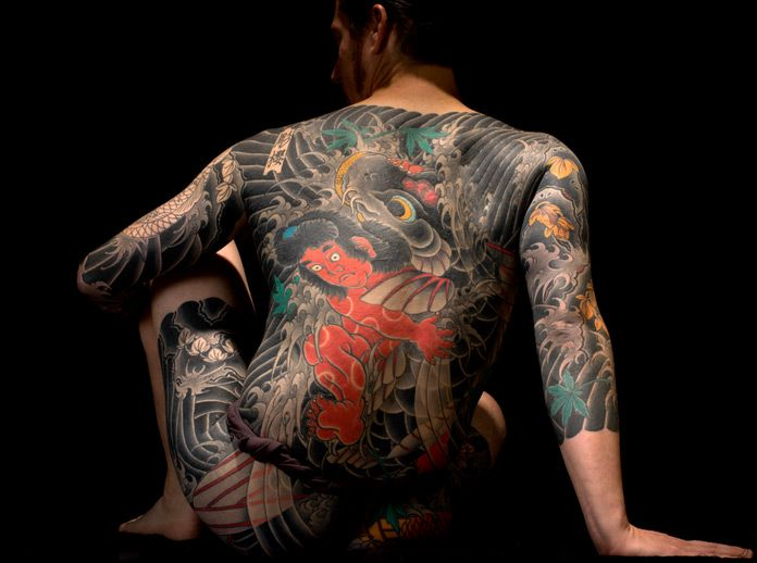 france japon tatouage japonais tattoos tattoos. Black Bedroom Furniture Sets. Home Design Ideas