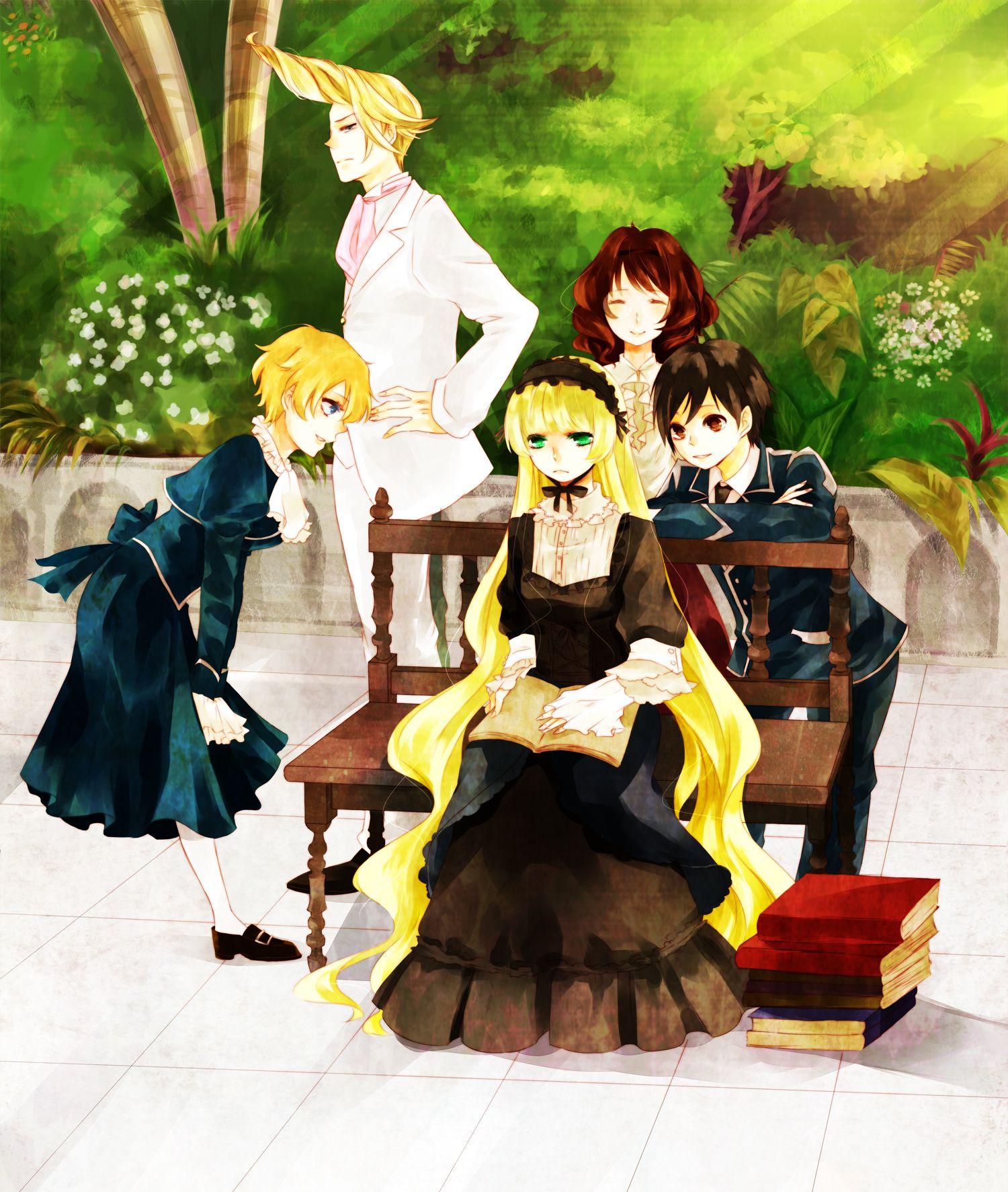 GOSICK/443462 Anime, Anime images, Animation