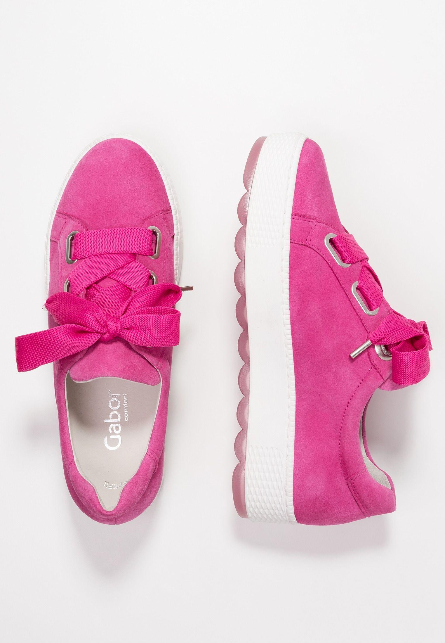 WIDE FIT Sneaker low fuchsia @ ????   Sneaker