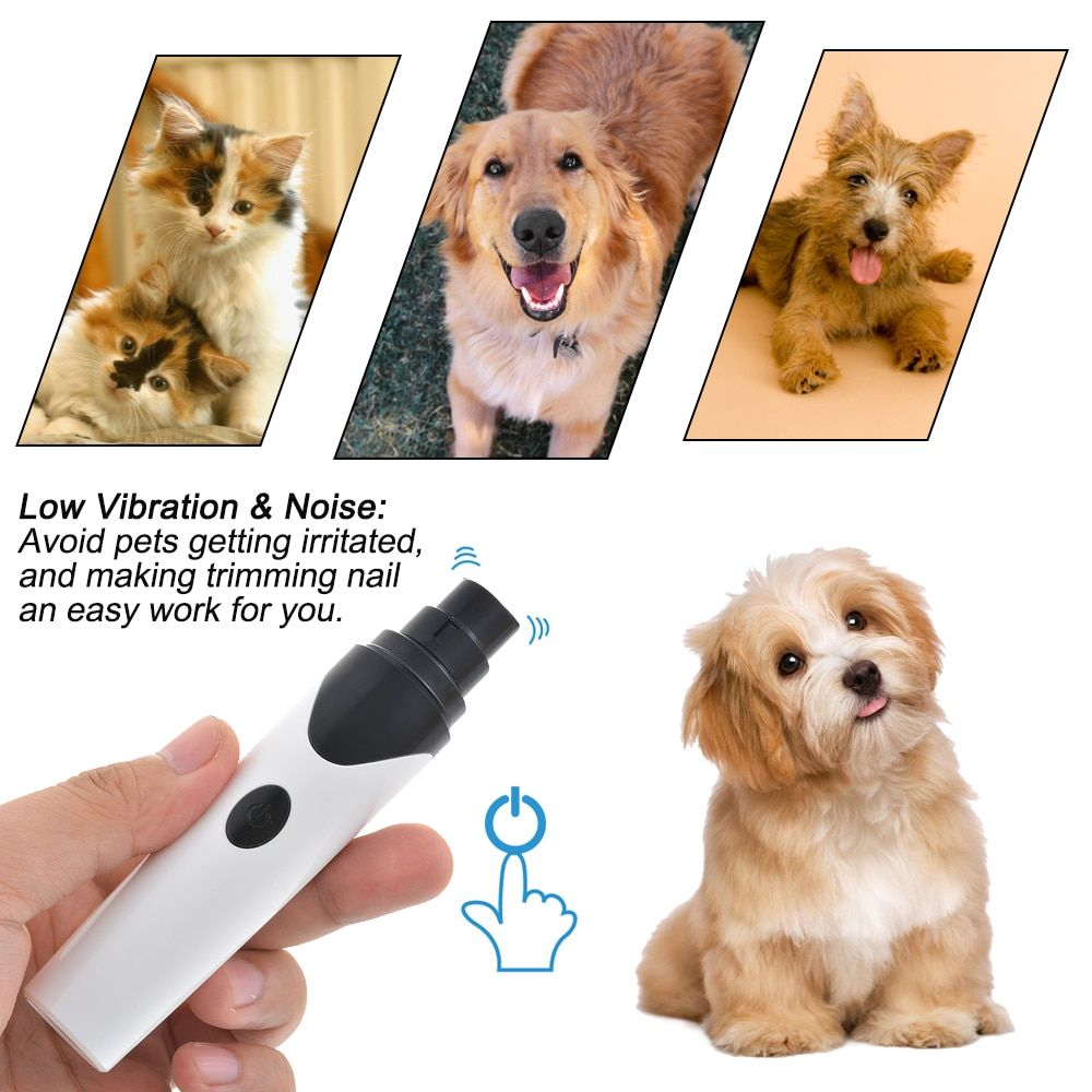 Find more dog nail clippers information about hoomall 1pc
