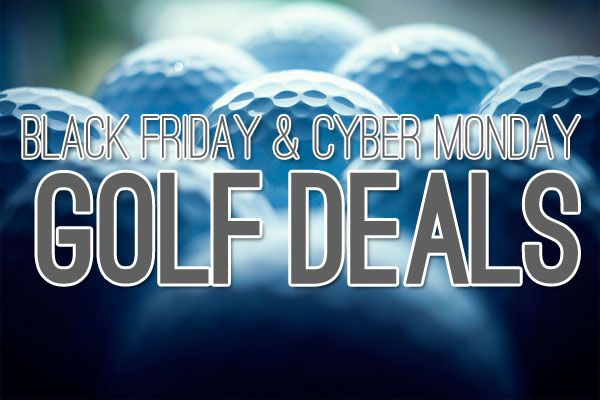 The best #blackfriday and #cybermonday golf deals roundup.
