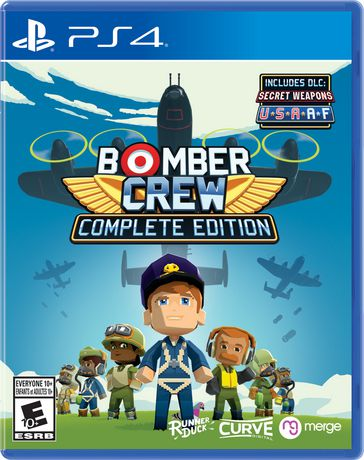 Merge Bomber Crew Complete Edition (Playstation 4) | Products in