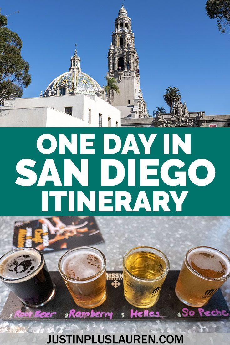 One Day in San Diego Itinerary: The Best Things to