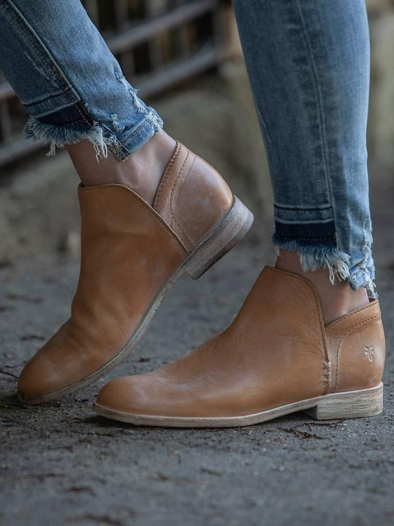 High quality genuine elastic nubuck leather boots factory outlet casual fashion personality genuine leather feet shoes
