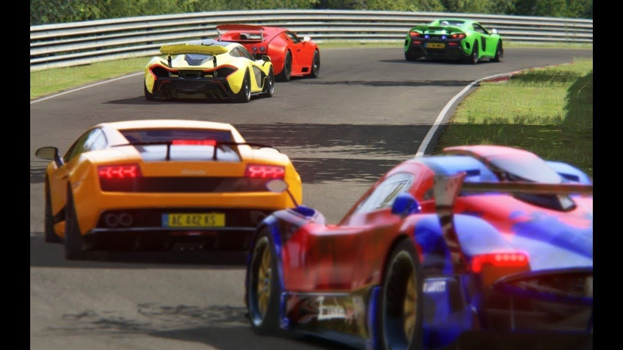 Pin On Virtua Sports Cars