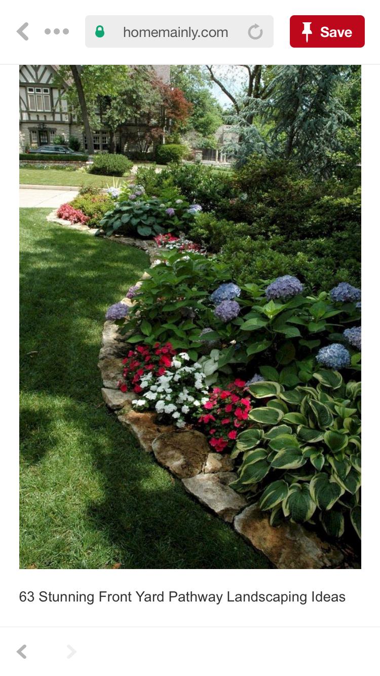 Pin by glendale jackson on landscaping ideas pinterest yard