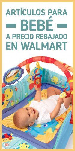 Artículos para bebé a precio rebajado en Walmart