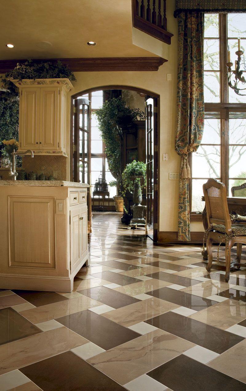 awsome floor  floor tile design kitchen floor tile