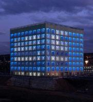 DLW Linoleum Referenzen - Helle Freude mit DLW Linoleum: Stadtbibliothek Stuttgart - Armstrong