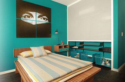 ARQUIMASTER.com.ar | Diseño: Espacio Nº 4C: Espacios que inspiran (Departamento para artista plástico por Dash Design Team) (Estilo Pilar 2012) | Web de arquitectura y diseño
