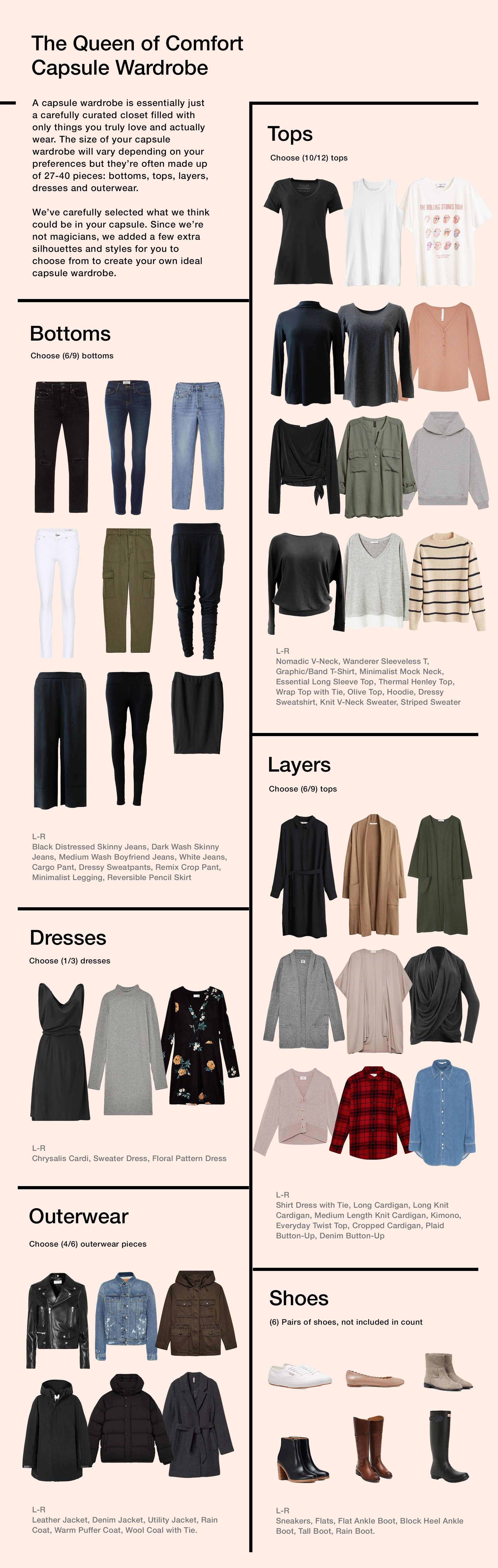 5c6b5a21aae56 What s your Ideal capsule Wardrobe  Take the quiz to find out!
