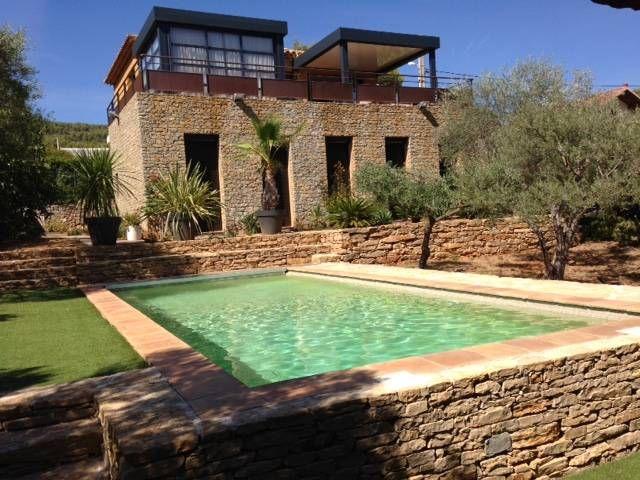 A la vente Maison du0027architecte Bandol Vue Mer avec piscine - Agence - location maison avec piscine dans le var