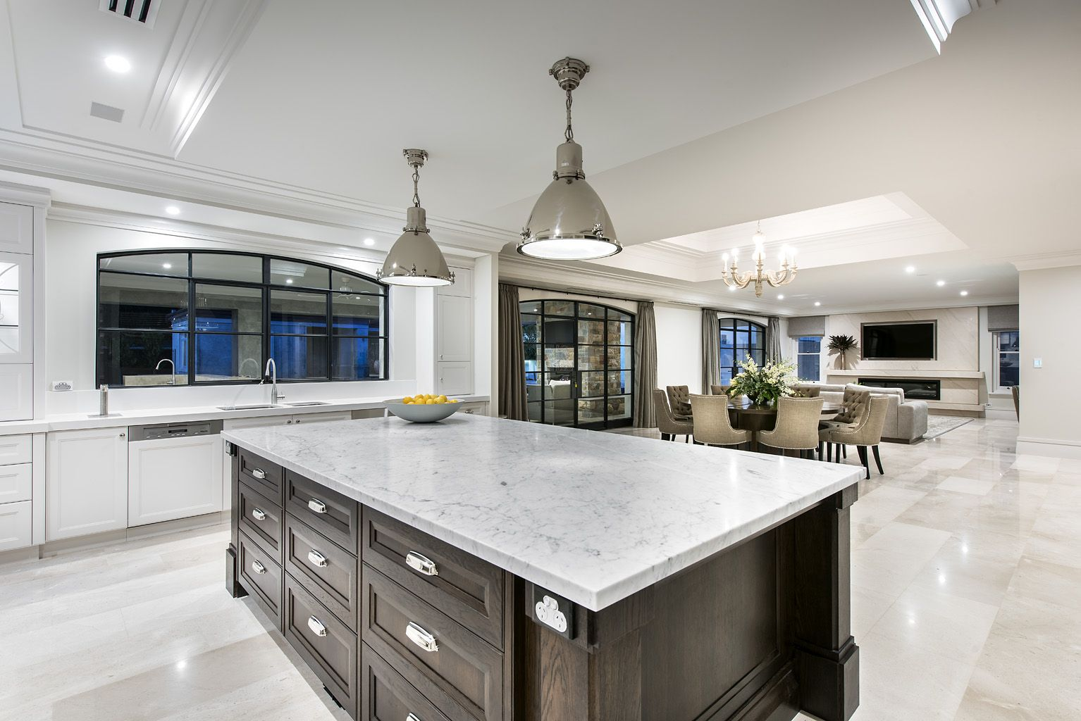 Zorzi | Custom Luxury Home | Kitchens | Pinterest | Luxury, Perth ...