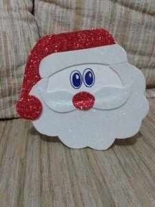 santa claus craft idea for kids - Santa Claus Preschool Crafts