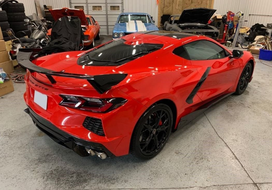 Just how does a 60k Corvette in the US turn into a 260k