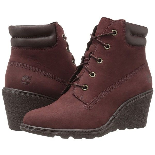 76d33cccd71 Timberland Earthkeepers Amston 6 Boot (Port Nubuck) Women s Lace-up ...