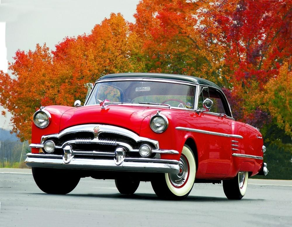 1951-\'54 Packard Pacific | Old Rides | Pinterest | Cars