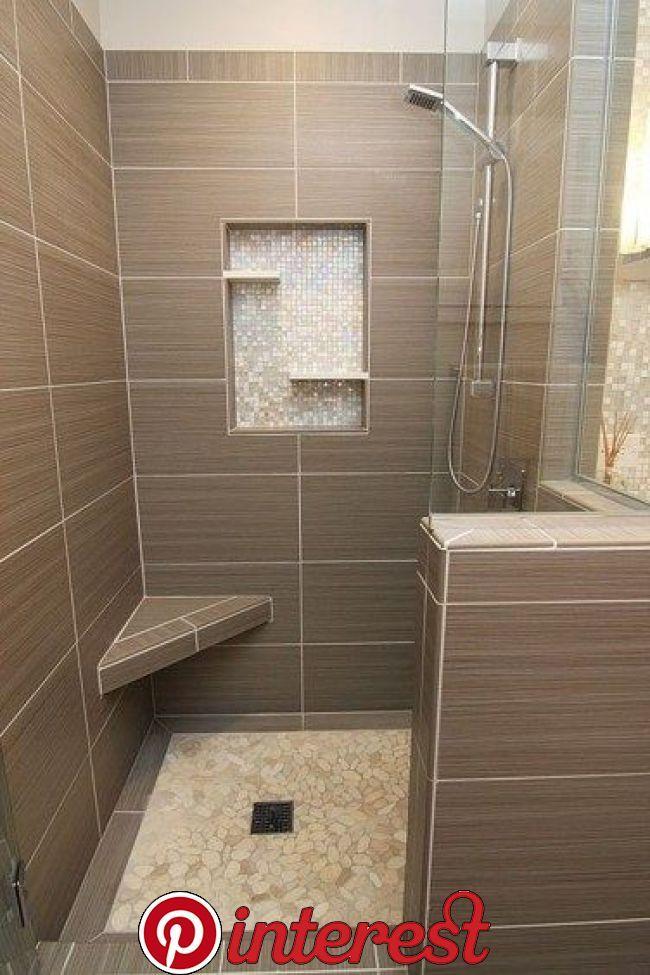 Adorable Master Bathroom Shower Remodel Ideas 12 Bathroomshowerremodel Masterbathroomshowerr Bathroom Remodel Cost Tiny House Bathroom Small Bathroom Remodel