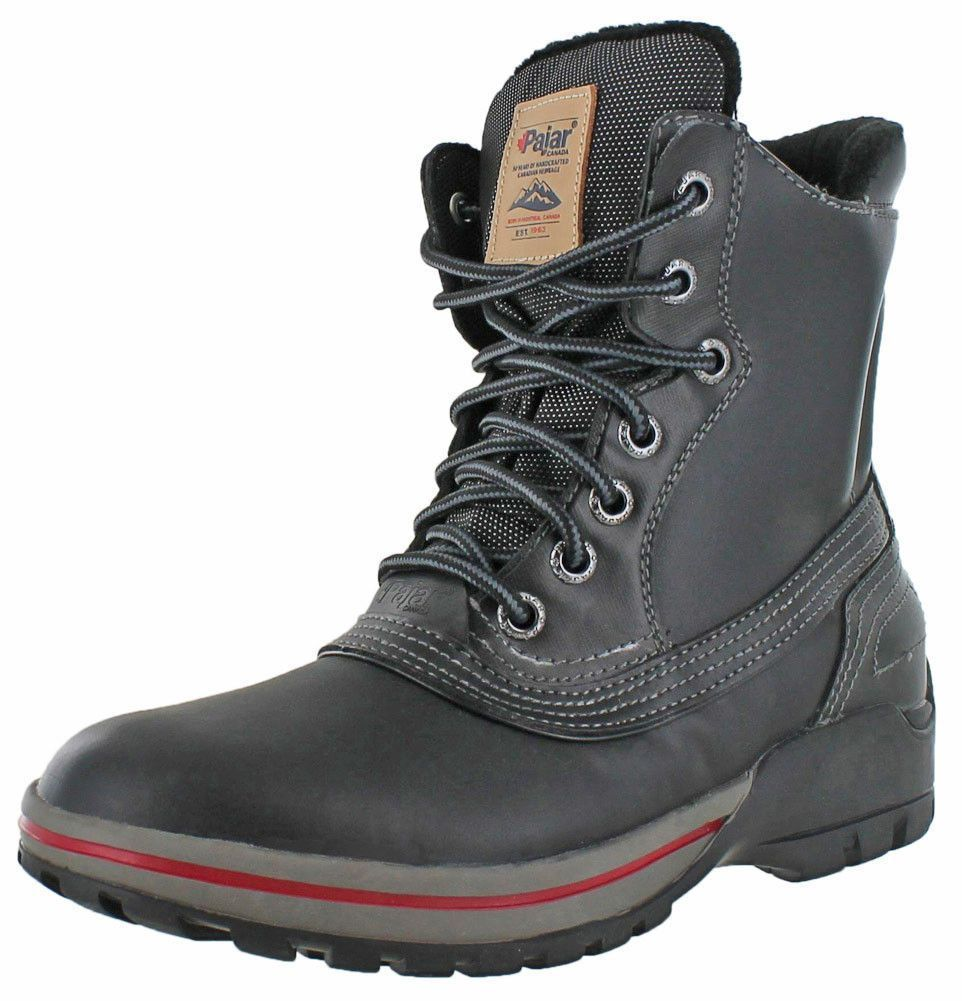 Mens Casual Waterproof Snow Boots