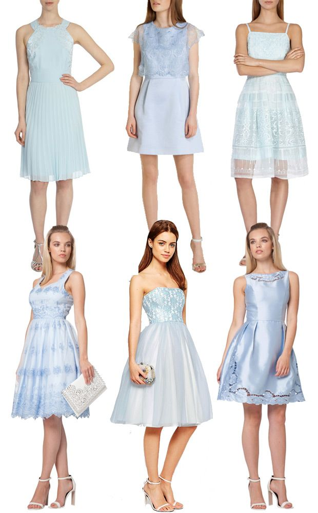 Blue Bridesmaid Dresses - What to Choose & Where to Find The Best ...
