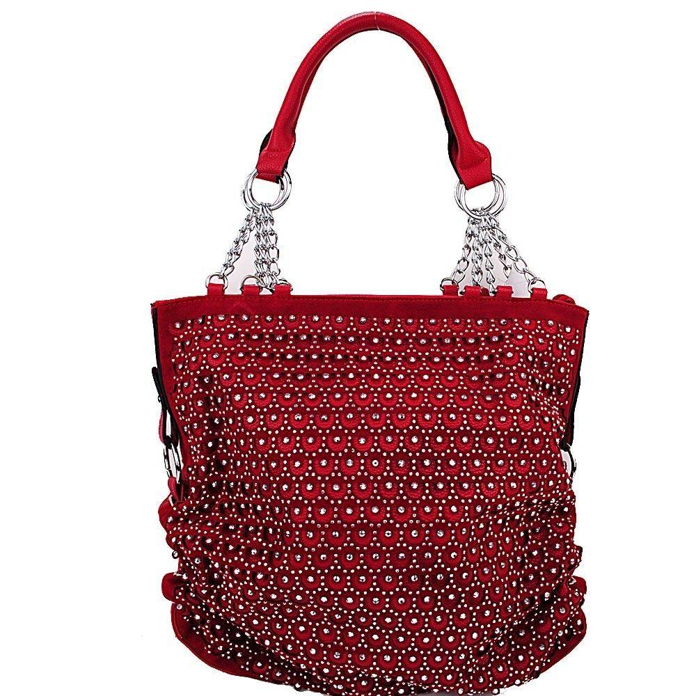 2021 INS Fashion Women Rhinestone Waist Bag Fanny Pack