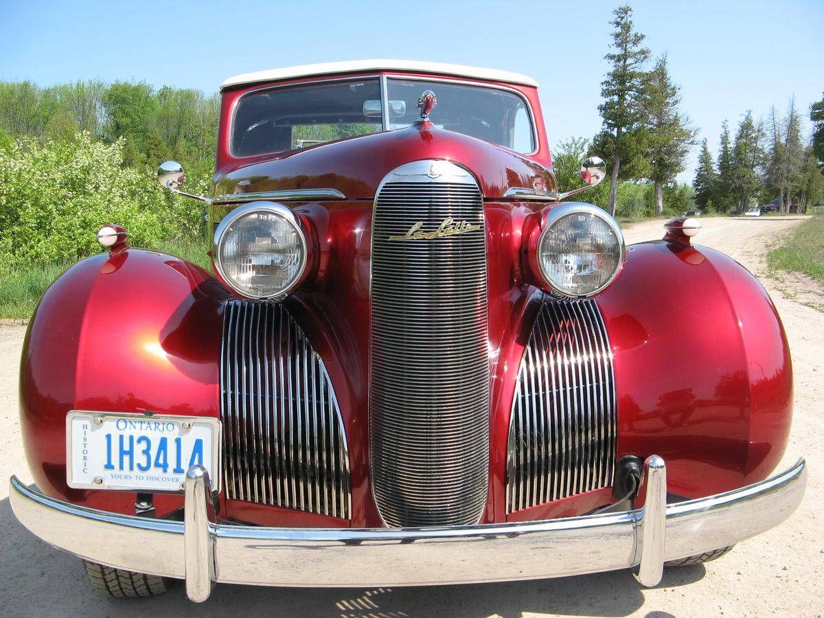 1939 Cadillac LaSalle 2-door Conv. / Hemmings Motor News | CADILLAC ...