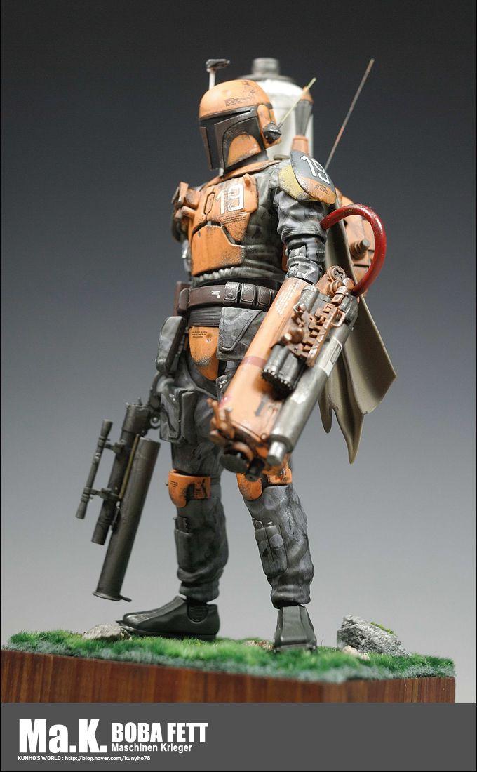 Pin By Calvin On Star Wars Star Wars Commando Star Wars Models Star Wars Action Figures