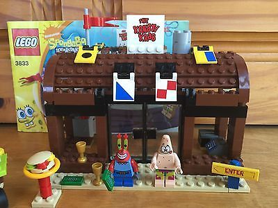 Lego SpongeBob SquarePants 3833 Krusty Krab Adventures 3